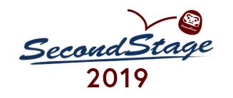 セカンドステージ 2019年ロゴ