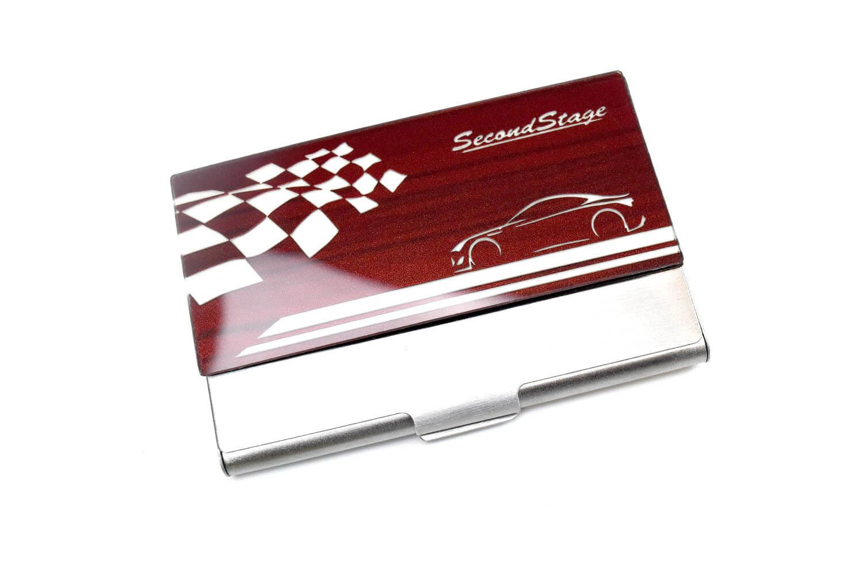 セカンドステージ仕様のカードケース
