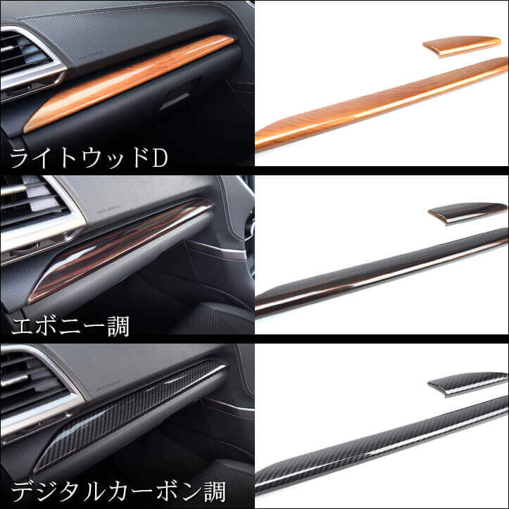 【新商品】スバル フォレスター対応パネルの紹介