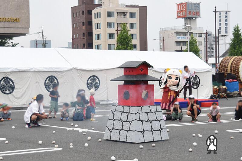 浜松をドライブ!car trip 浜松のパワーフードの祭典家康楽市への旅への旅 ゆるキャラ編