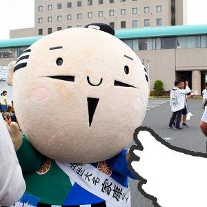 【イベント】カトリさん、ゆるゆるになるー家康楽市への旅(ゆるキャラ編)
