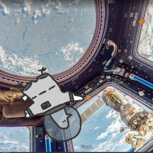カトリさん、地球旅行するーおうちで楽しむGoogleマップ旅